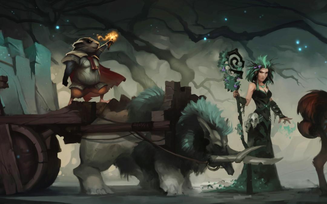 Trading in Crowfall's Eternal Kingdoms