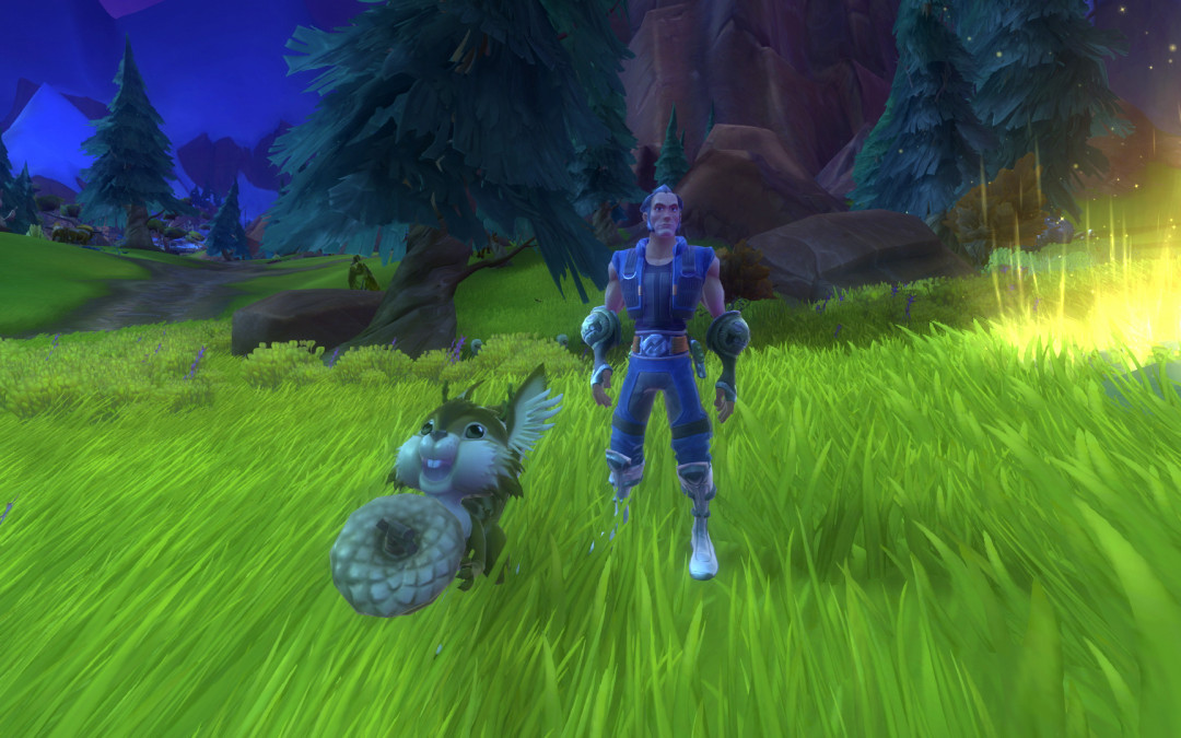 WildStar Footage Previews Free-to-play Content Update