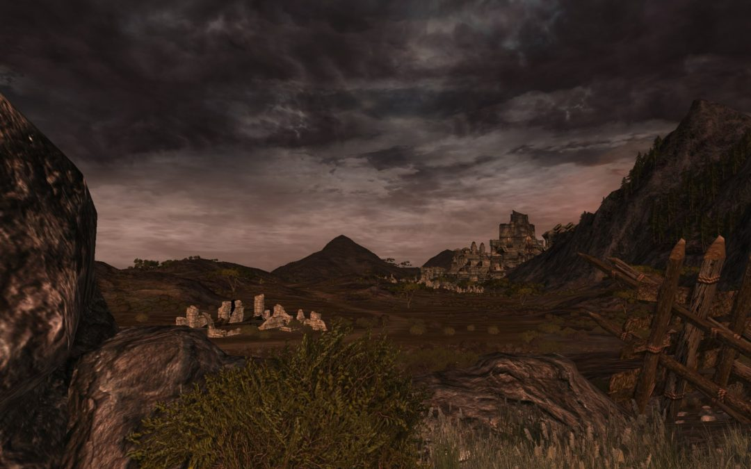 Going to Mordor with Standing Stone Games