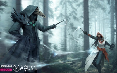 Maguss – New AR Mobile MMORPG in Alpha Testing