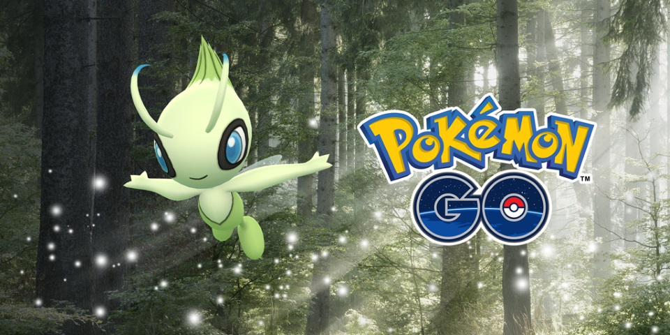 Pokémon GO Introducing New Mythic Pokemon from August 20th