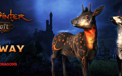 Exclusive Neverwinter Fawn Mount for Console Giveaway