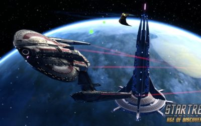 Star Trek Online Launches Age of Discovery, New Trailer