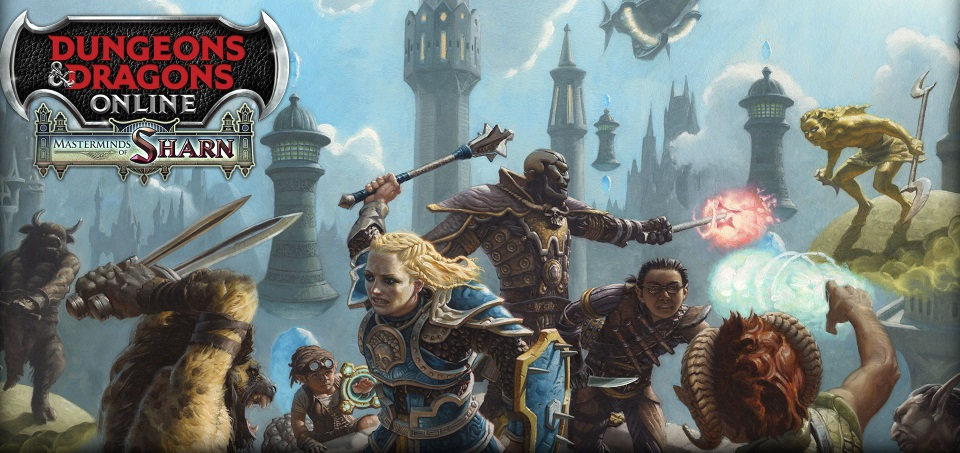 Dungeons and Dragons Online Shares Sharn Soundtrack