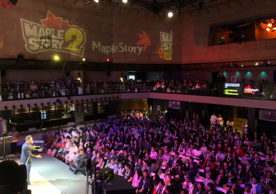MapleStory Announces New Classes at Sold-Out Festival