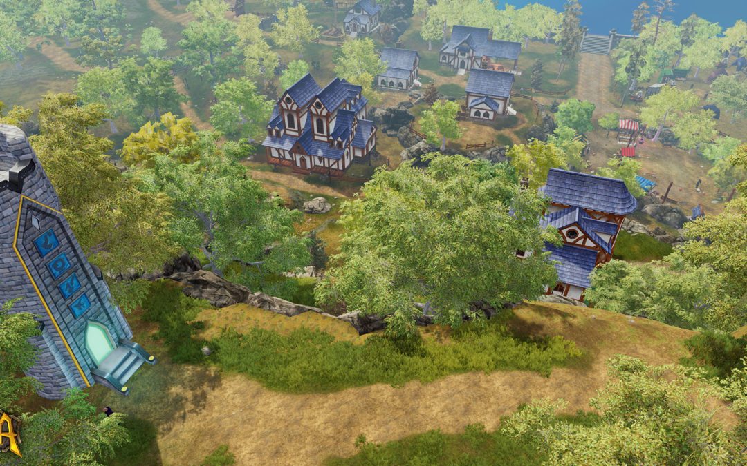 Legends of Aria Announces Early Access Steam Launch Date