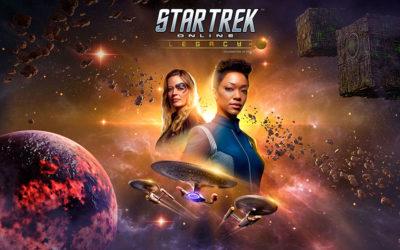 Perfect World Entertainment Announces Star Trek Online: Legacy