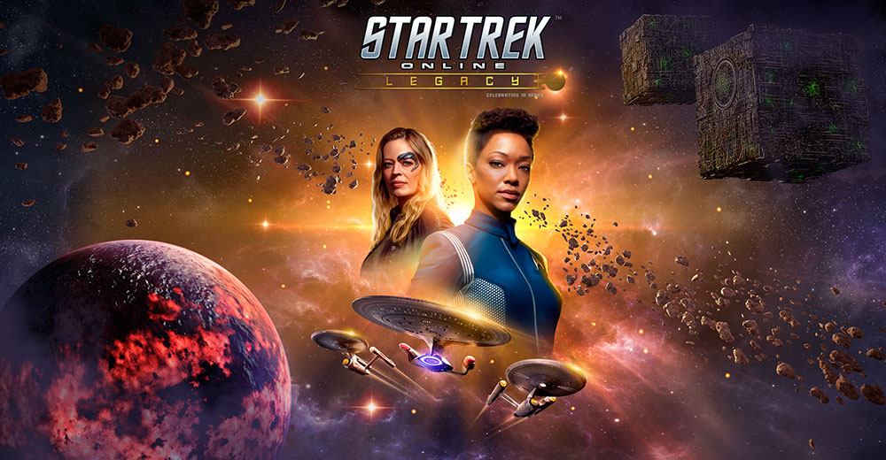 Perfect World Entertainment Announces Star Trek Online: Legacy