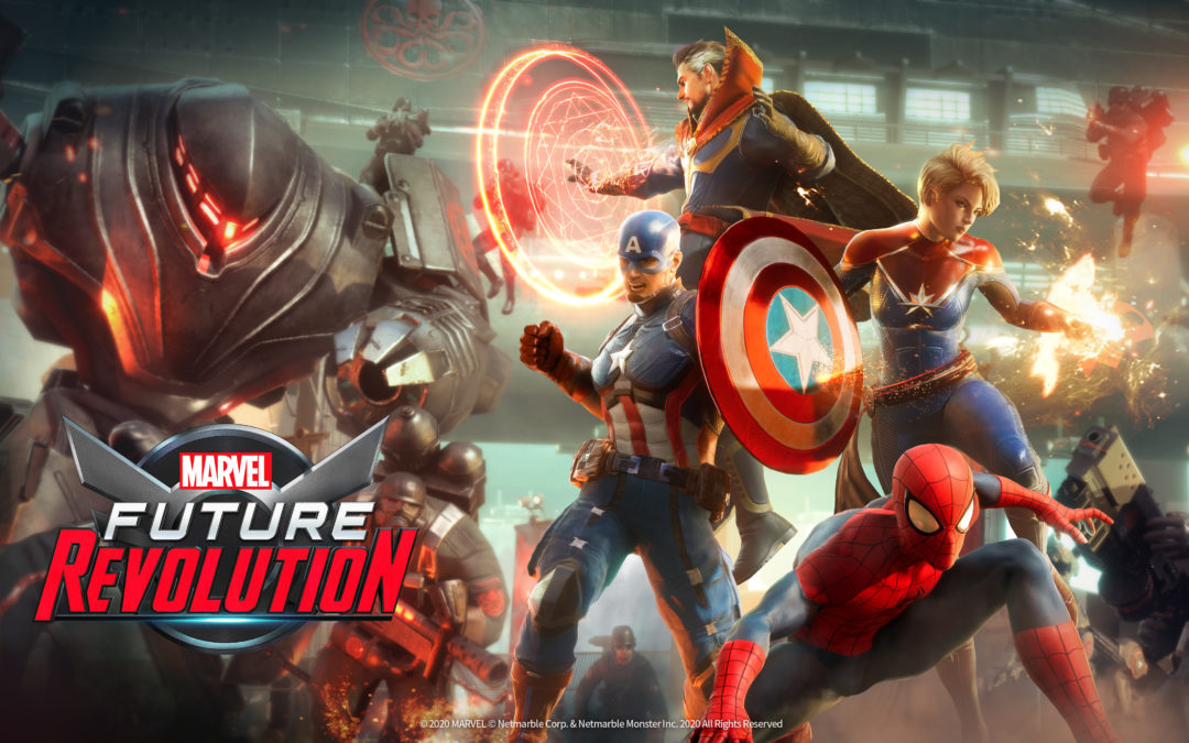 [PAX East 2020] Marvel and Netmarble Announce Marvel Future Revolution